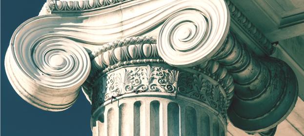 Courthouse column image.